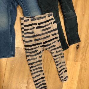 Zara Bottoms - Zara Lot of 3 pants